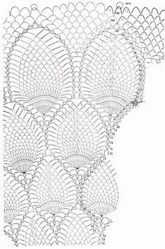 236x355 Tablecloth Lotus Flowers Crochet Schemes Crochet Doily'S