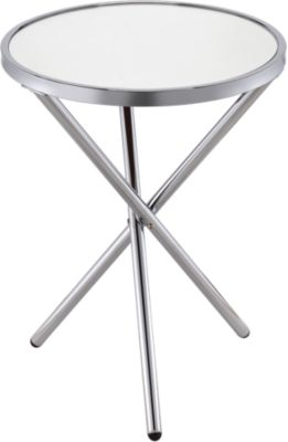 261x400 Lajita Chrome Accent Table