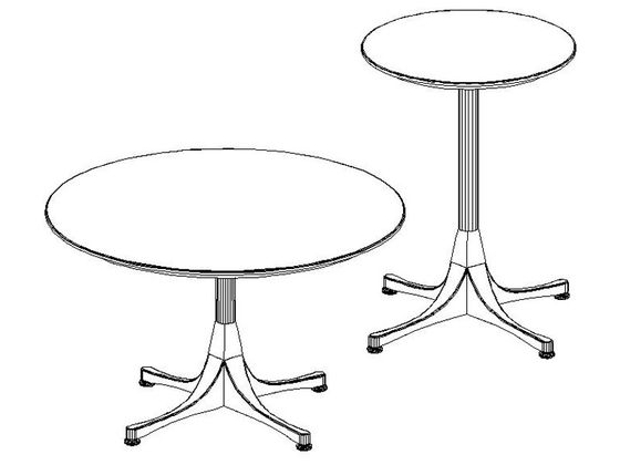 560x420 Vitra Nelson Tables