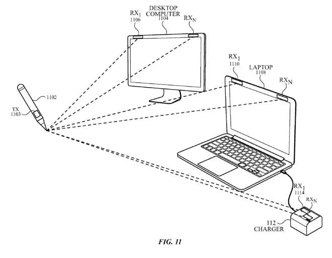 660x512 New Apple Patent Details Apple Pencil Use Beyond The Ipad