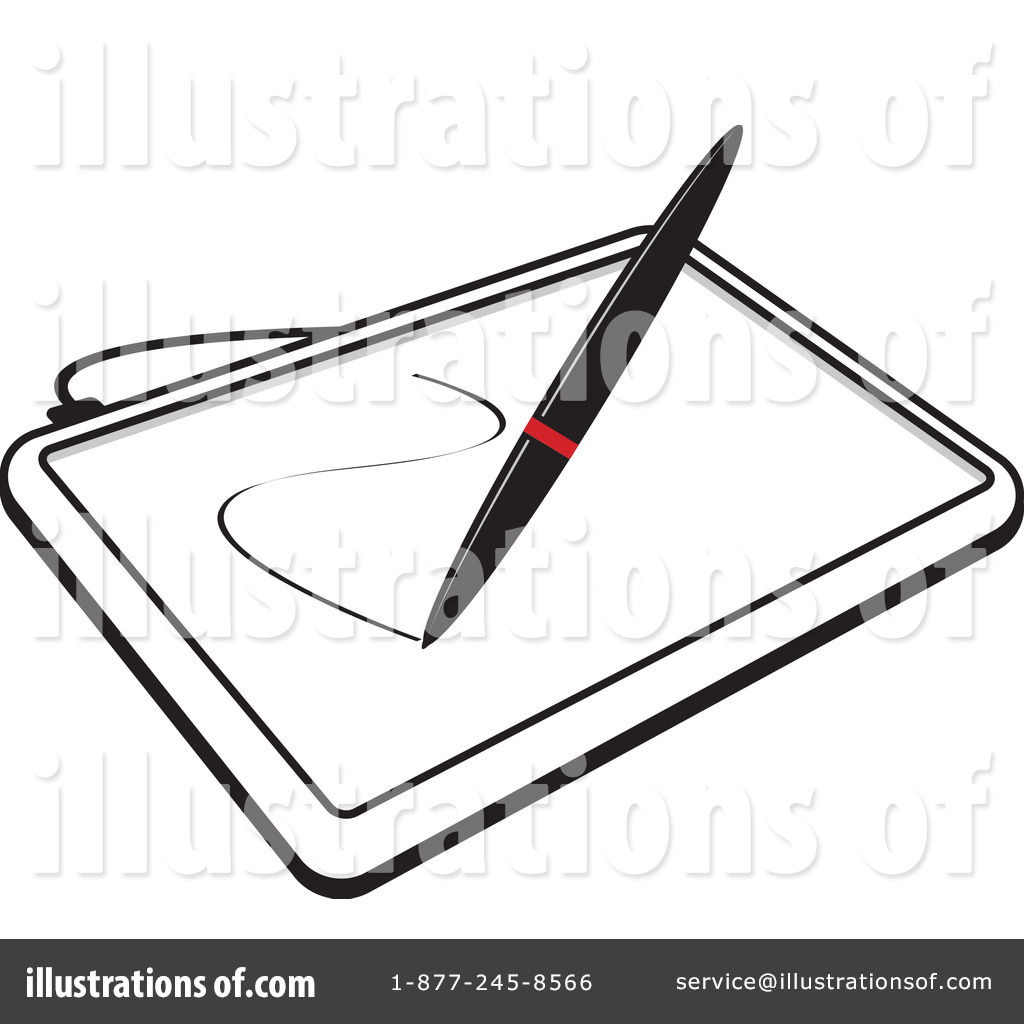 1024x1024 Tablet Clipart