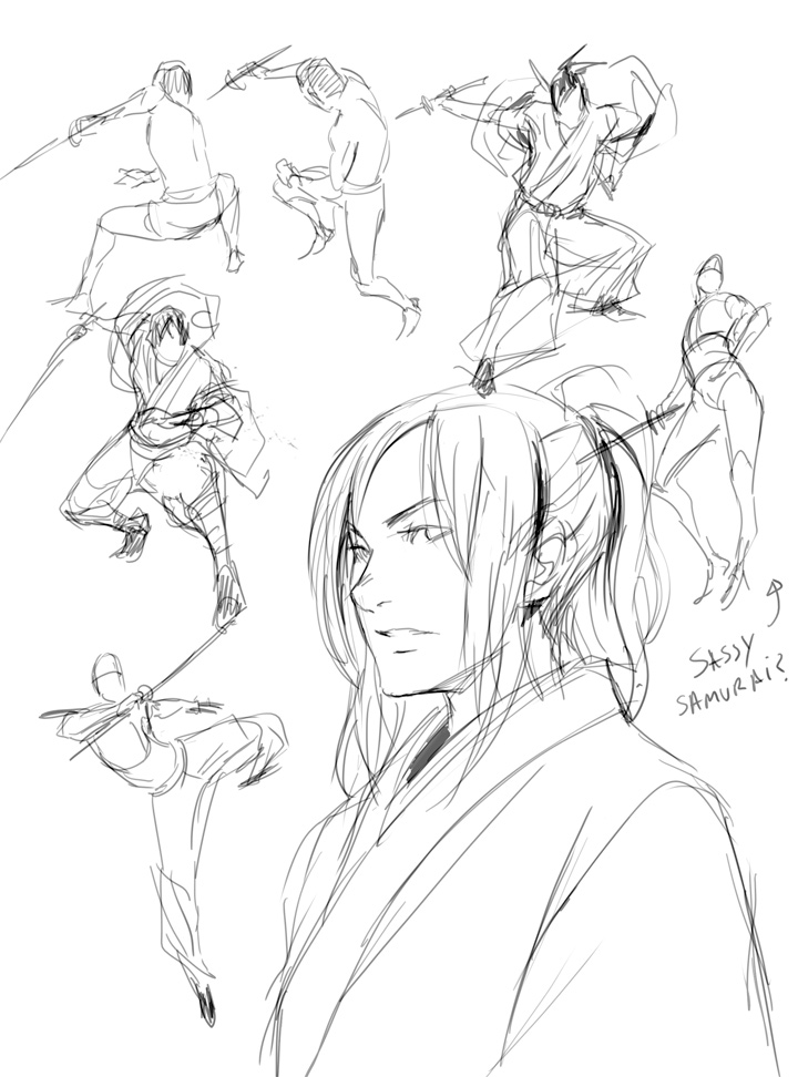 720x972 Kasaix3 Poses Done On Samsung Galaxy Tab S While Waiting