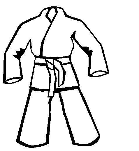 Taekwondo Drawing