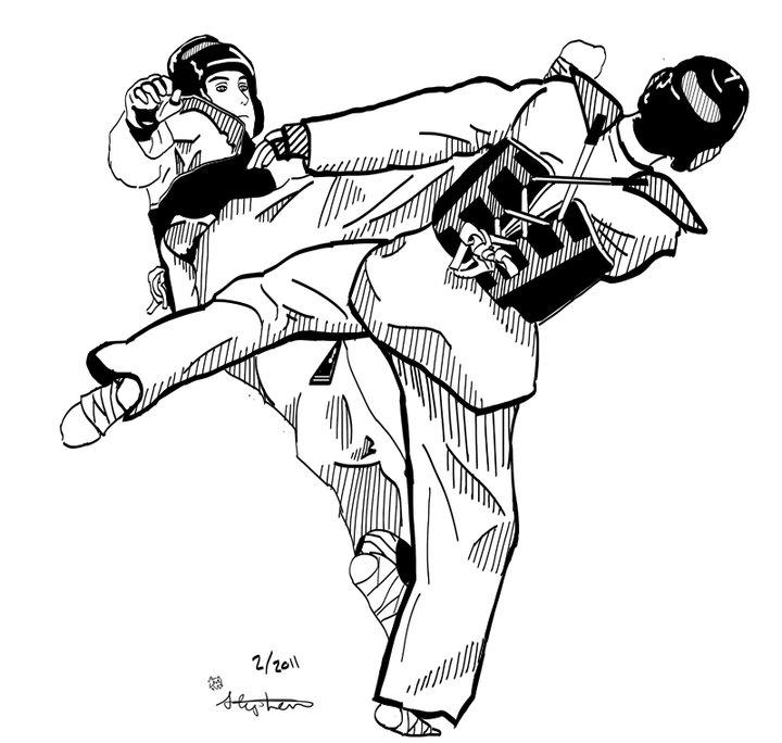 720x684 Ncta Taekwondo Uc Davis By Tipen