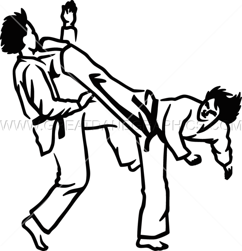 taekwondo drawing at getdrawings com free for personal use rh getdrawings com