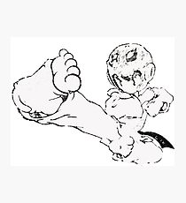 210x230 Taekwondo Drawing Photographic Prints Redbubble