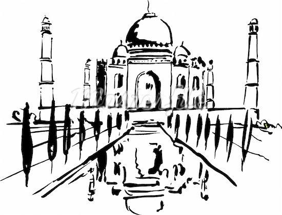 taj mahal cartoon drawing at getdrawings com free for personal use rh getdrawings com  taj mahal clip art images