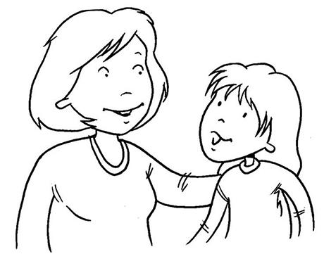460x361 Talking With Children