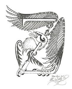 243x300 Eagle Talon Drawings Fine Art America