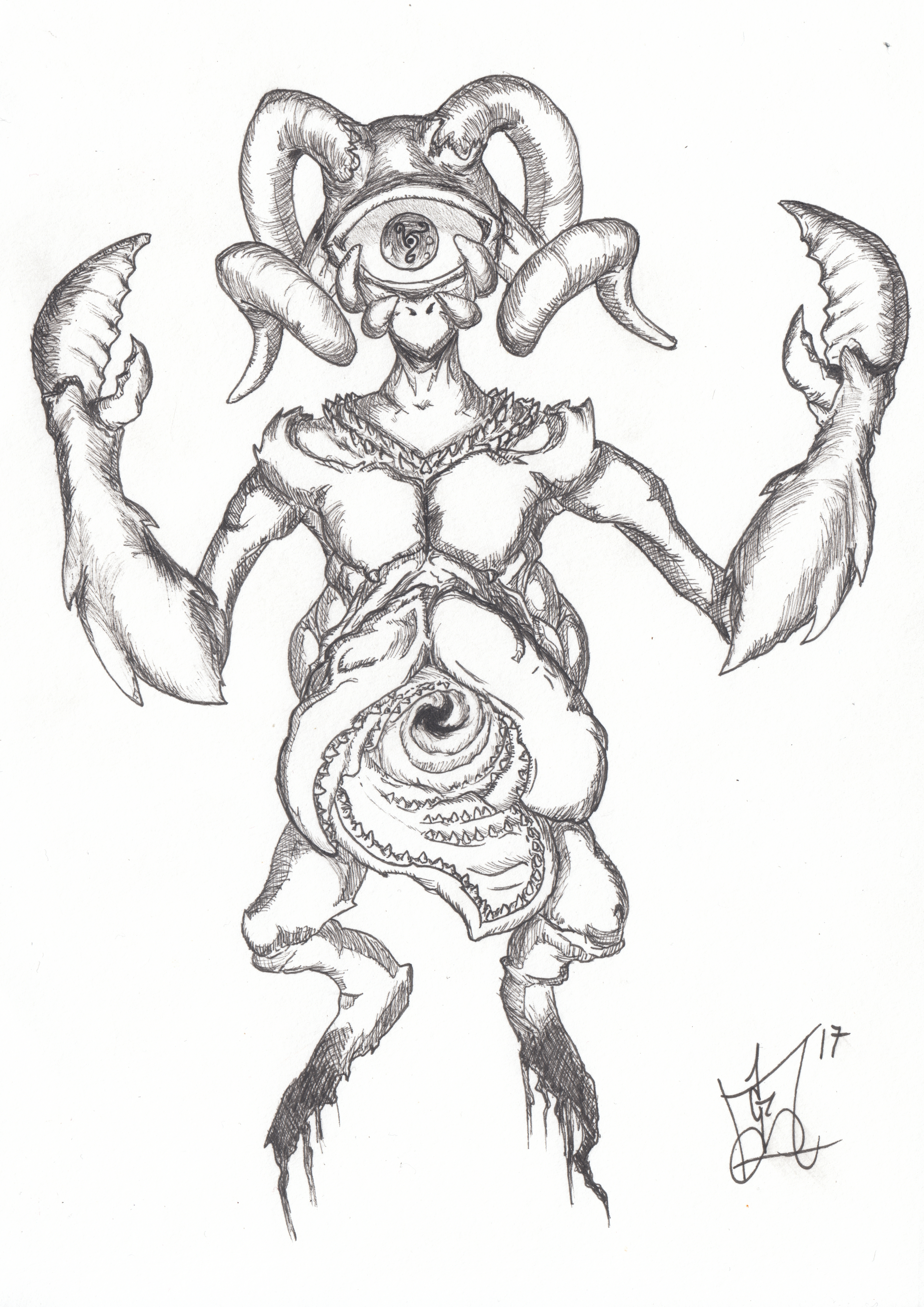 3429x4850 Claws Drawings On Paigeeworld. Pictures Of Claws