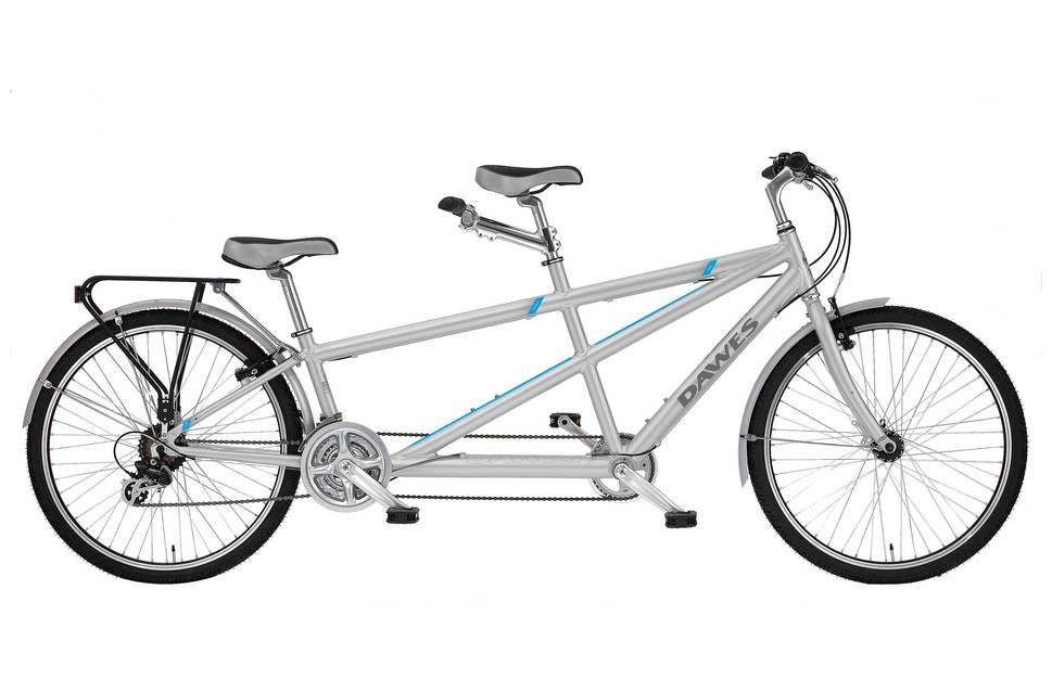 969x638 Dawes Duet Twin 2017 Tandem Bike Tandems Evans Cycles