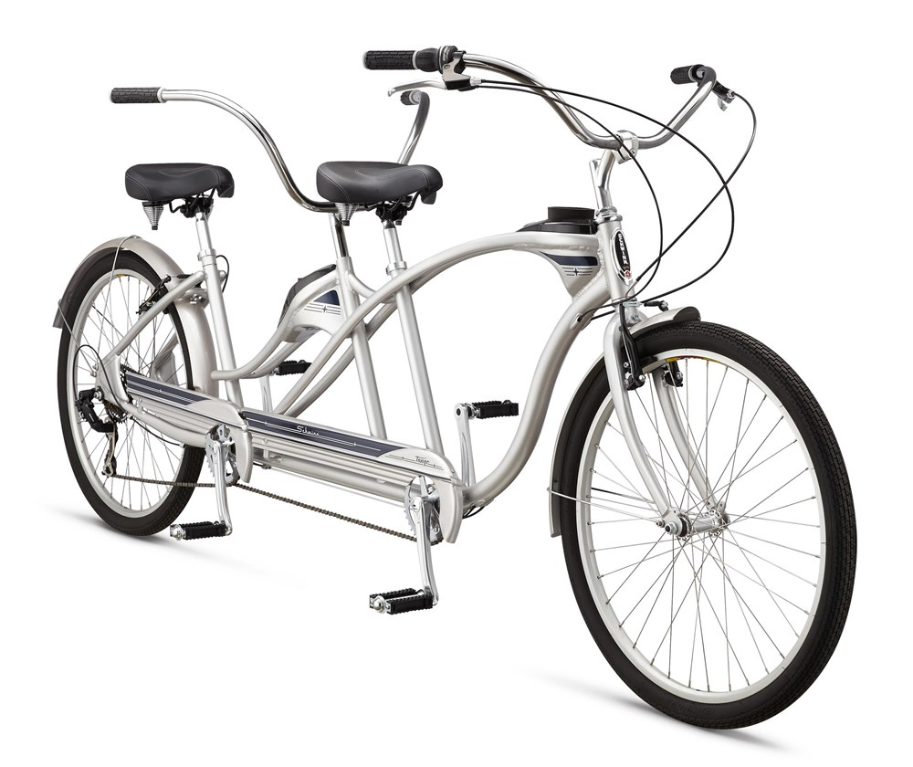 Tandem Bicycle Drawing