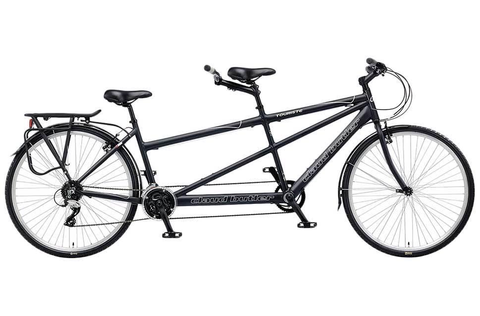 969x638 Drawn Bicycle Tandem