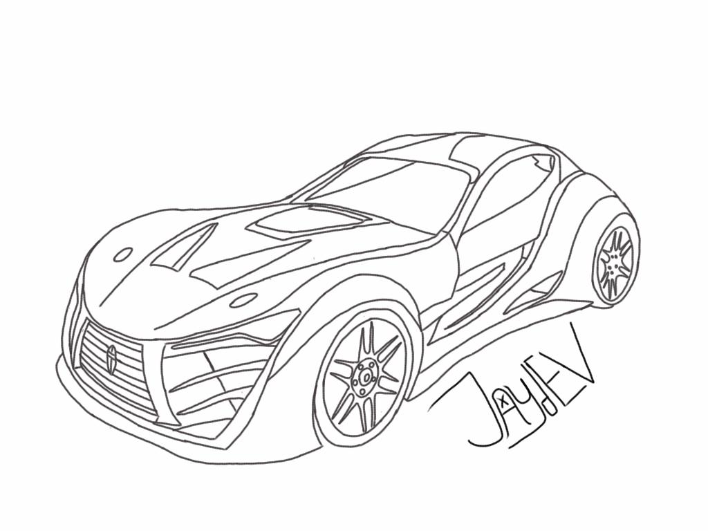 1024x768 Guess This Tank Drawing Part 1