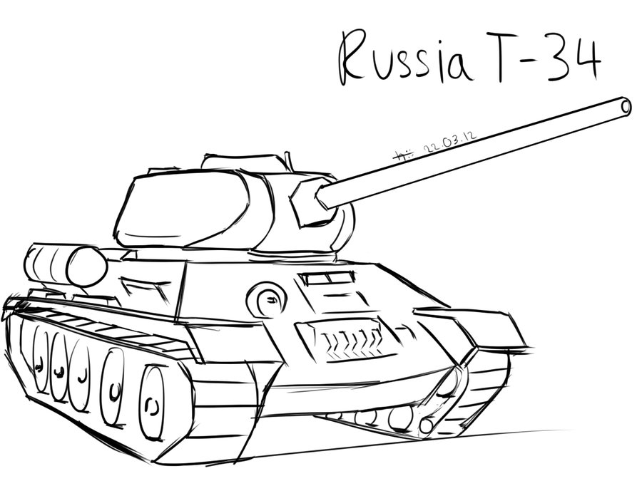 900x675 T 34 World Of Tanks By Nix62 Tank Game