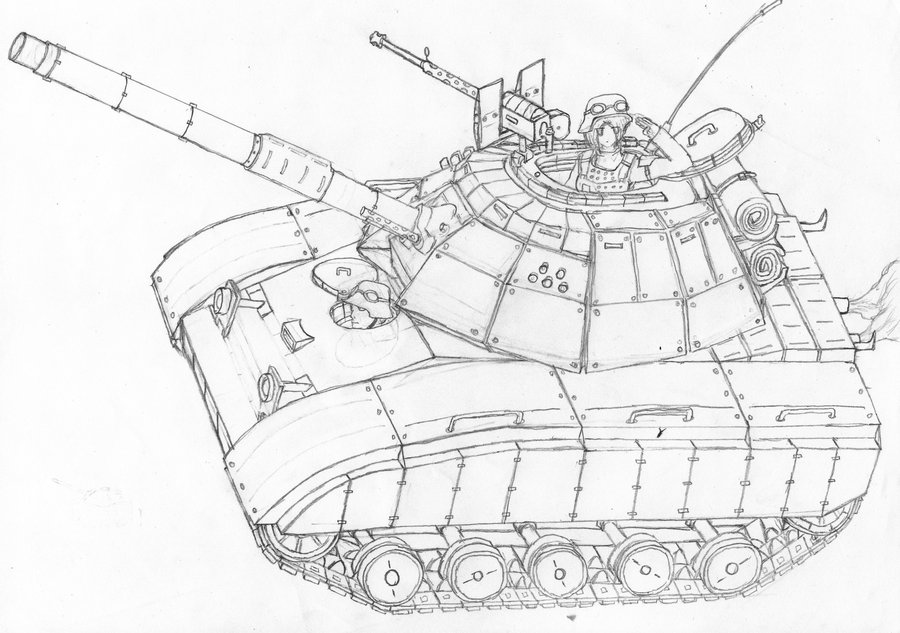 900x633 Dt 10 Ausf H Main Battle Tank By Tactican
