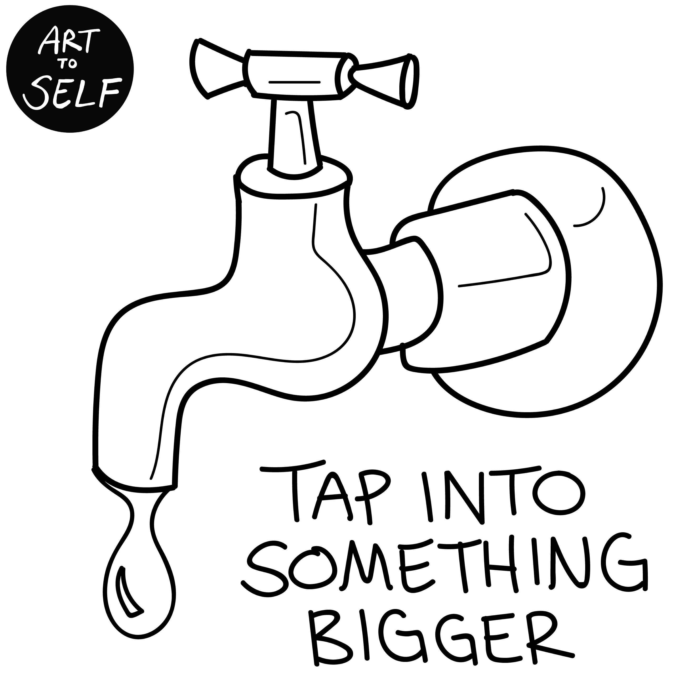 2917x2917 Tap Into Something Bigger