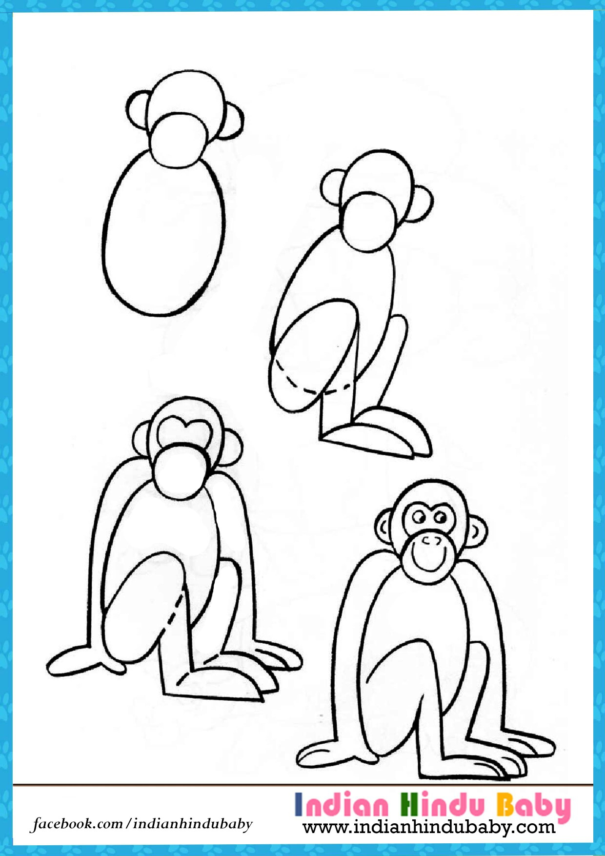 1240x1754 Simple Drawing For Kid Teach Your Kid To Draw And Paint A Species