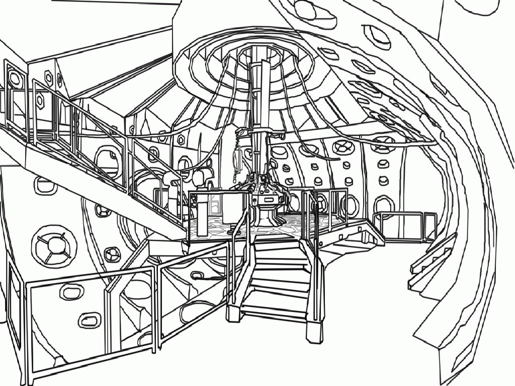 1024x768 Doctor Who Coloring Pages Online Fresh Doctor Who Coloring Pages