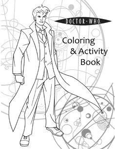 236x305 Original Come Along Pond Doctor Who Tardis Illustration Drawing