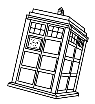 328x361 Tardis Colour In By Ponellatoon