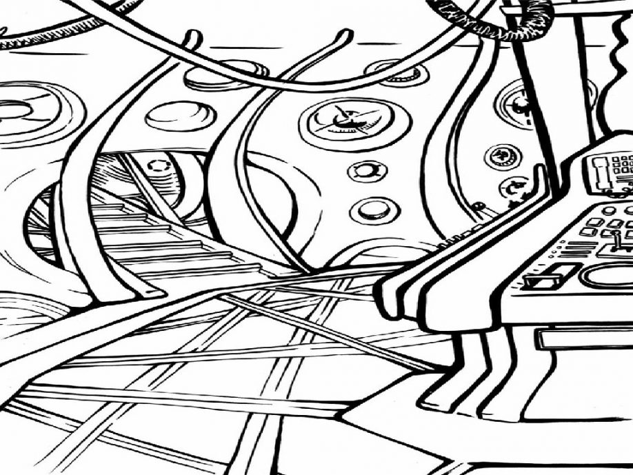 918x689 Coloring. Doctor Who Coloring Pages Tardis Doctor Who Coloring