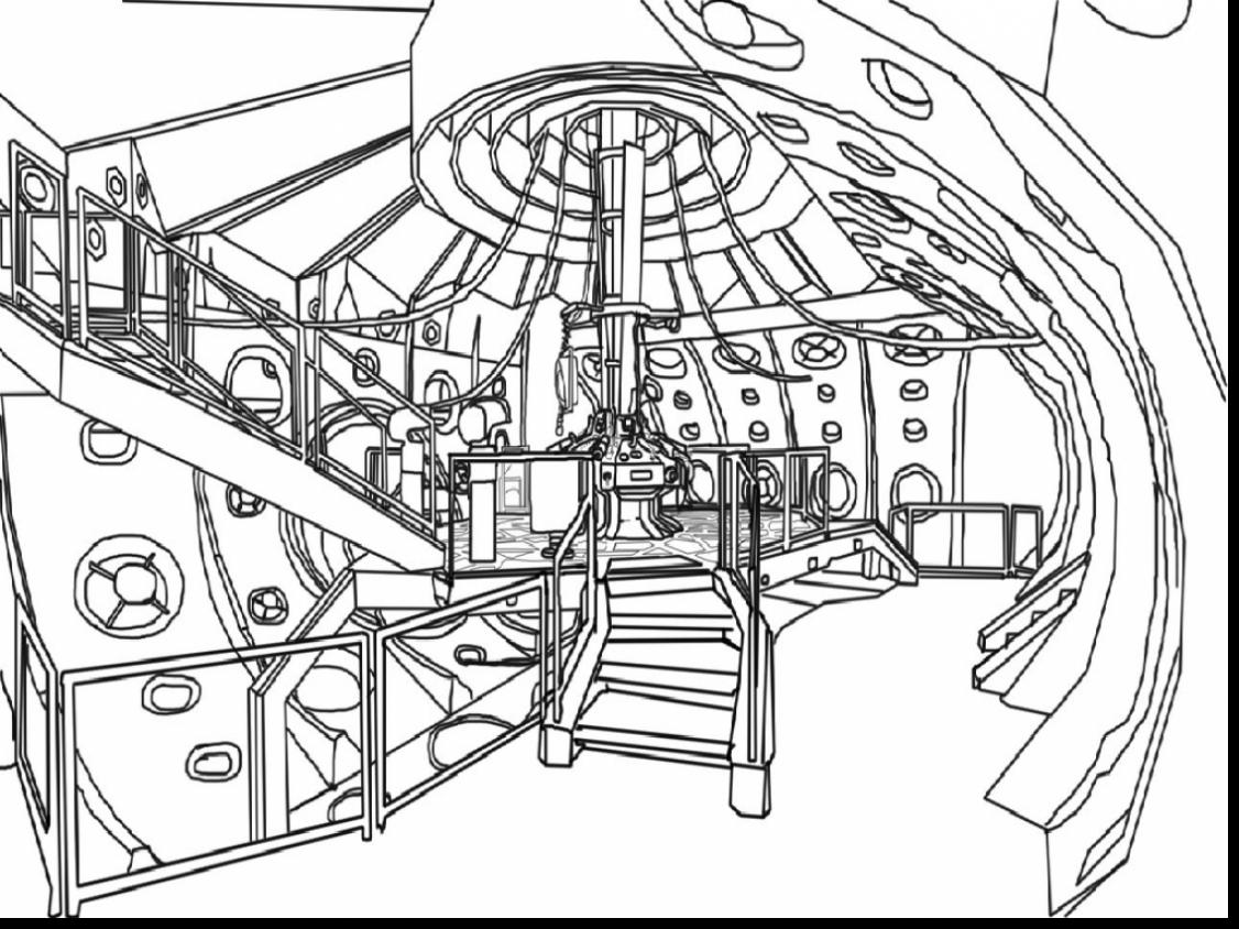 Tardis Line Drawing at GetDrawings.com | Free for personal use ...