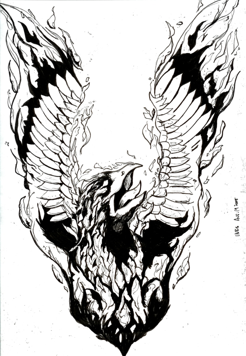 830x1200 Phoenix Tattoos And Designs Page 71