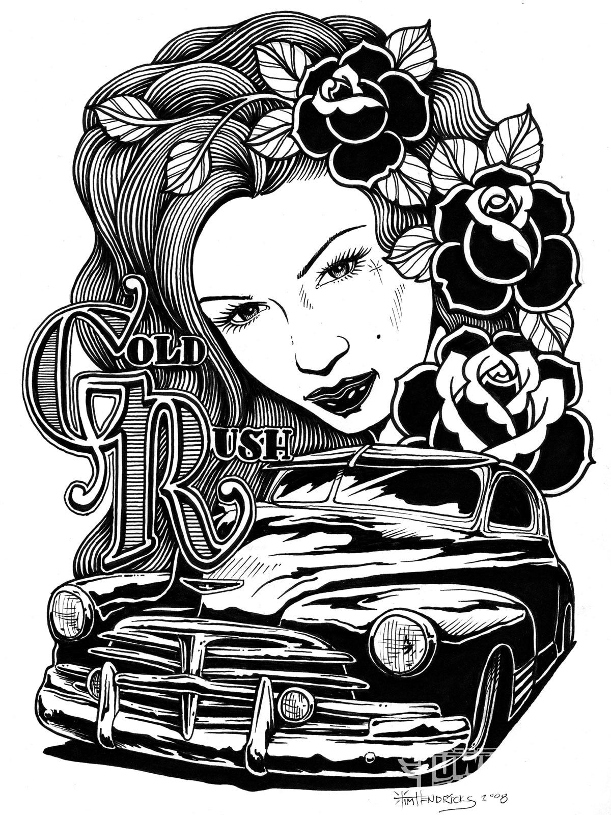 1200x1600 Tattoo Artist Tim Hendricks
