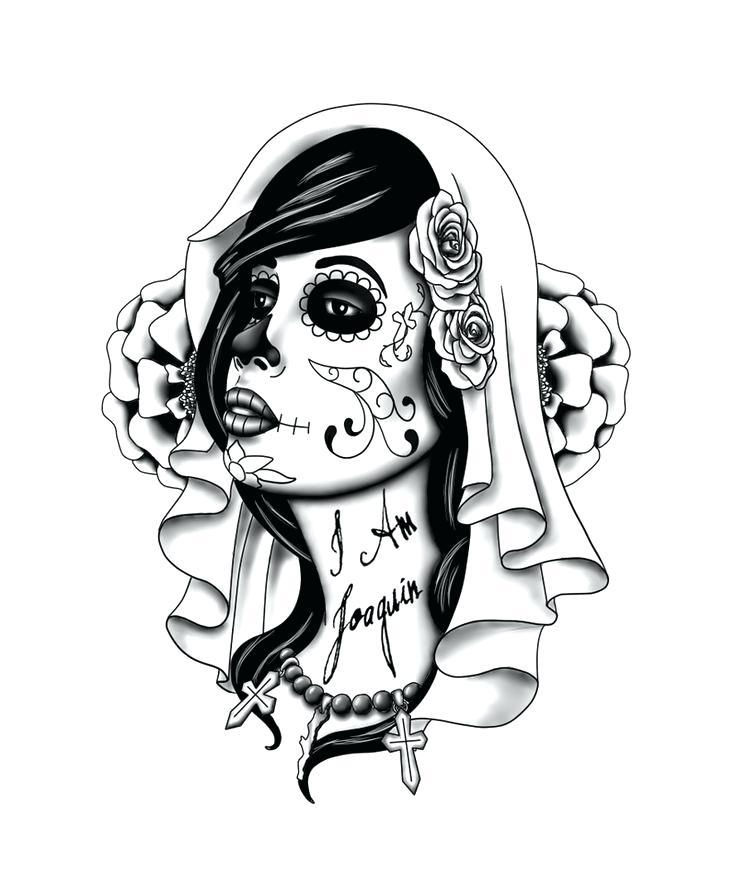 e44a87f1c8915 736x875 Free Tattoo Sketches Best Tattoo Design Drawings Free Tattoo