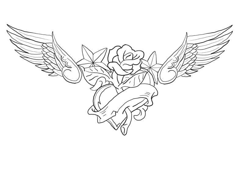 800x566 Ajke Chest Tattoo Designs Drawings