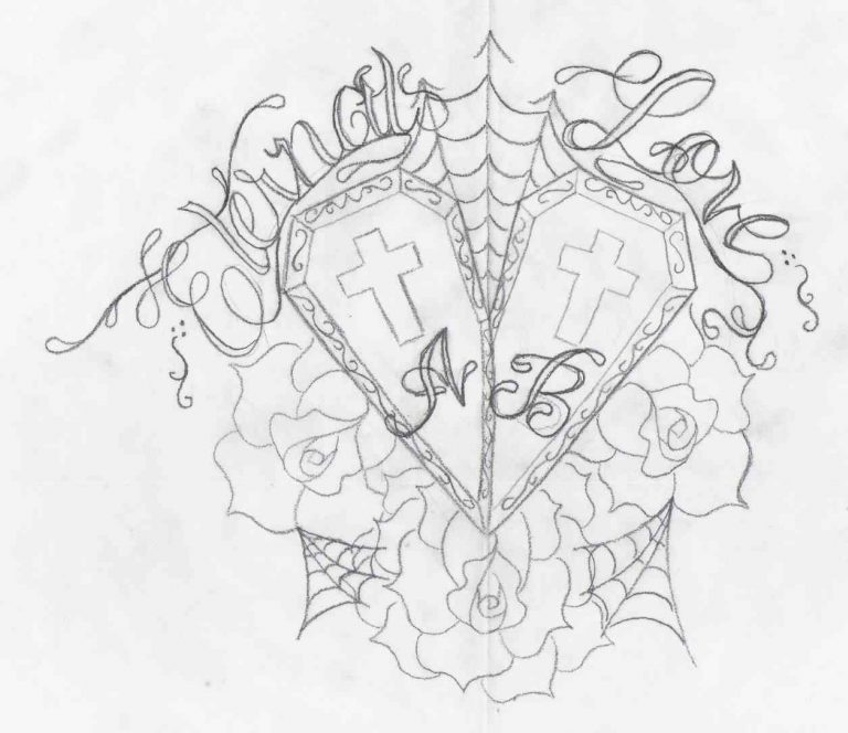 Tattoo Designs Drawing at GetDrawings com | Free for