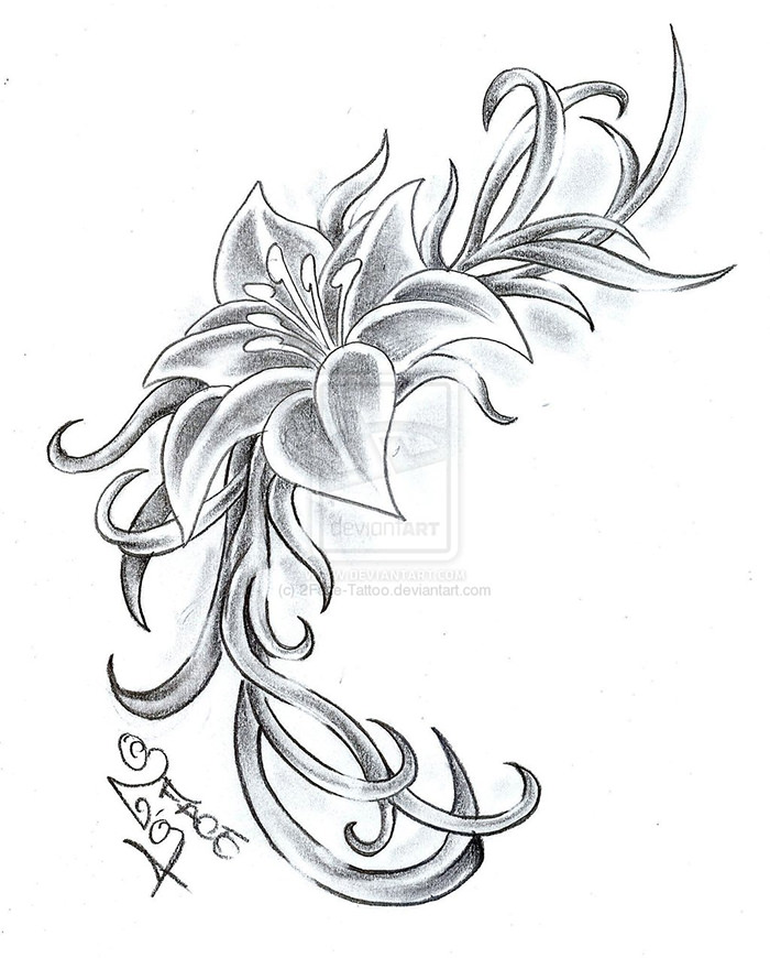 700x870 Amazing Fine Art Tattoo Designs For Your Inspiration Free