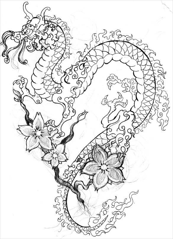Tattoo Designs Drawing At Getdrawingscom Free For