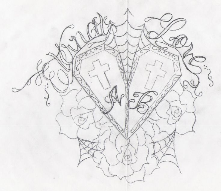 Tattoo Drawing Designs On Paper