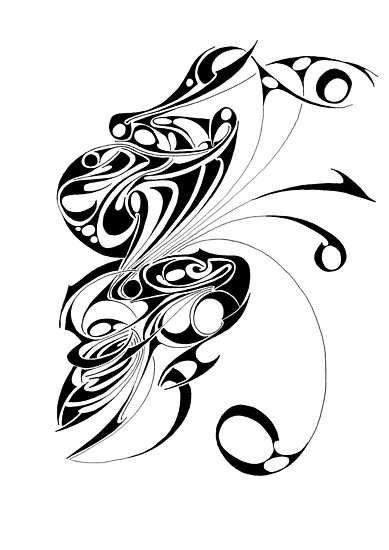 389x550 Dragon Tattoo Tattoo Designs On Paper
