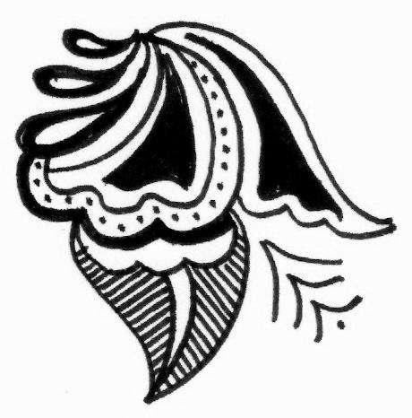 460x466 Latest Mehndi Tattoo Designs Sketch