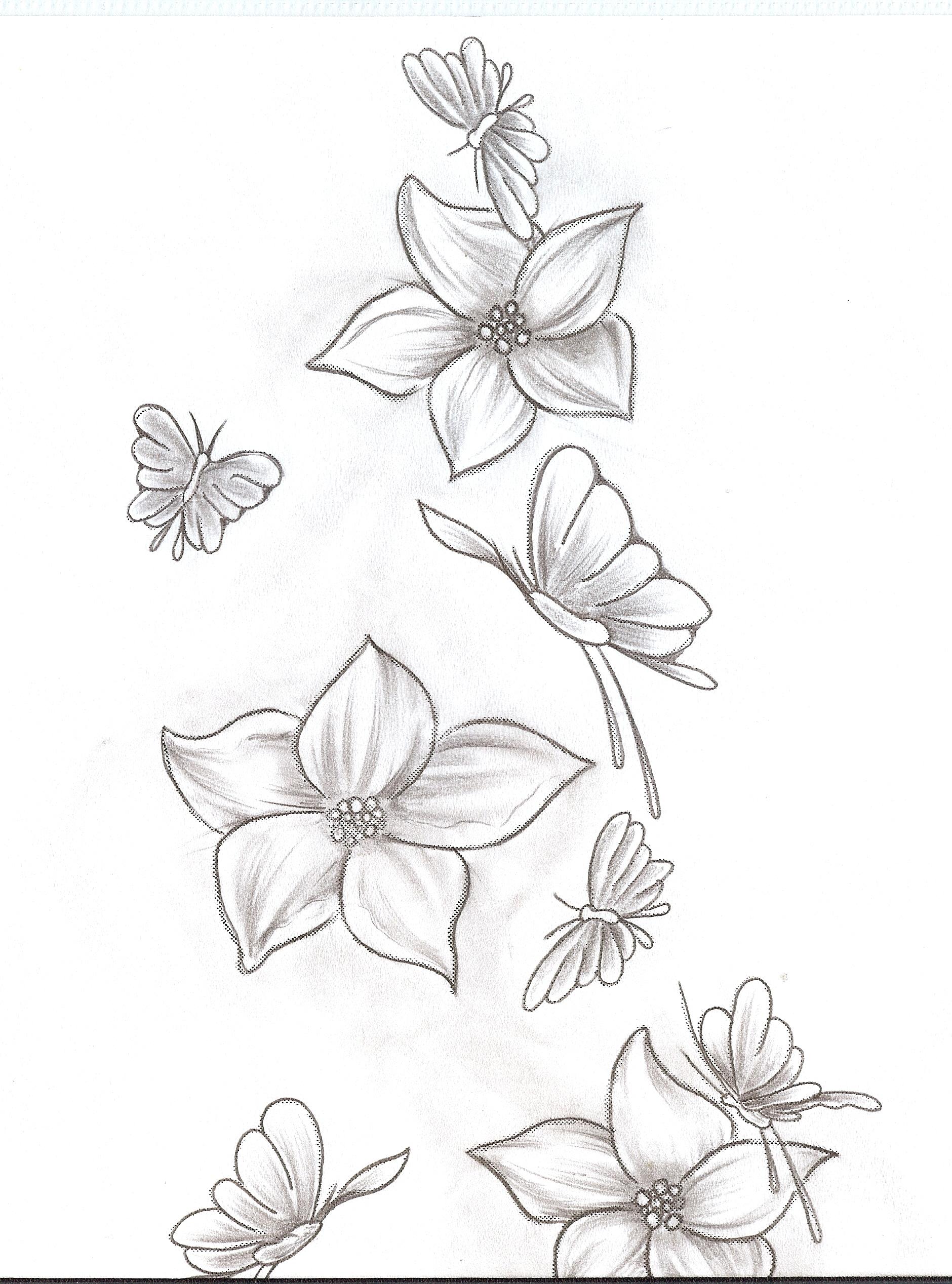 1880x2536 Flower Tattoos
