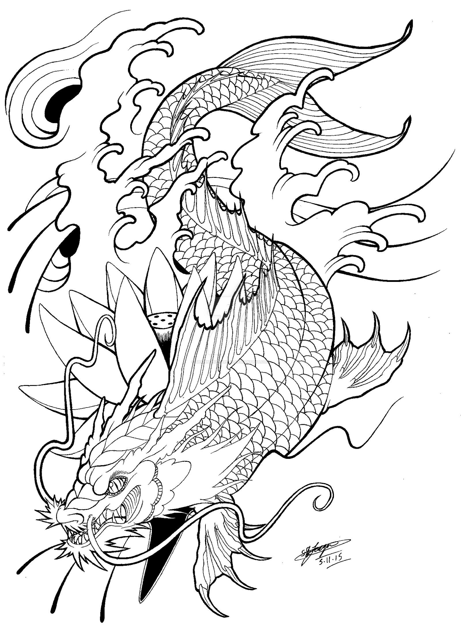 1600x2210 Japanese Designs On Dev Tattoos