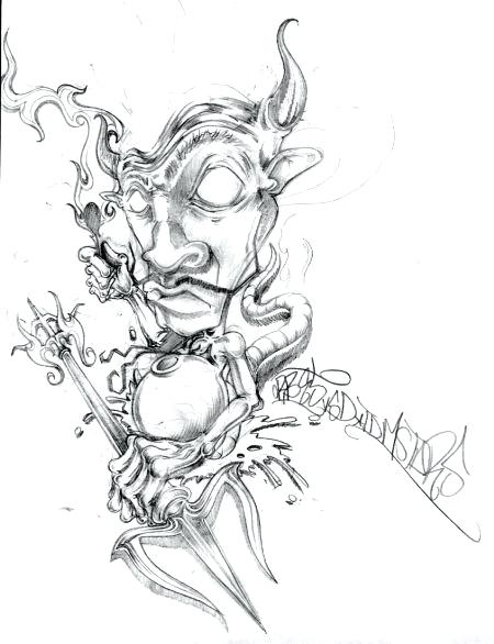 450x586 Tattoo Drawing Designs For Men Sketch Cottage Tattoo Home Again