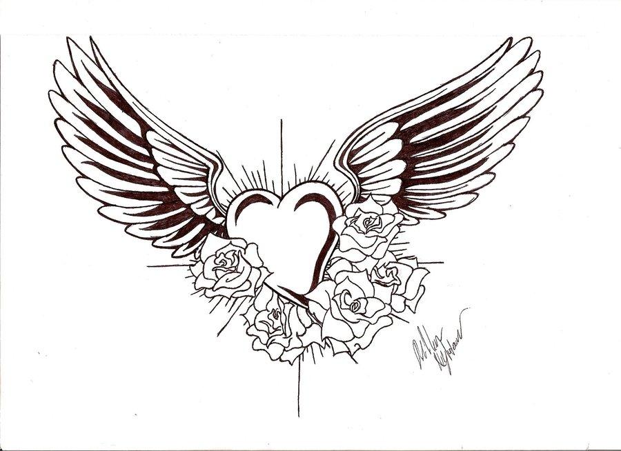 900x654 Tattoo Drawing By Die666direngrey0