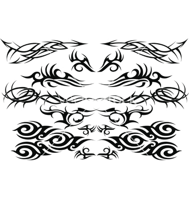 380x400 Free vector  tattoo vector 325085  +by+sirvector On Vectorstock