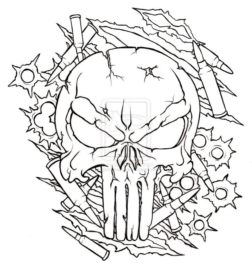 870x918 Black Tattoos Tumblr, Black Panther Tattoo Drawings, Free Skull