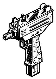 tattoo gun drawing at getdrawings com free for personal use tattoo rh getdrawings com  tattoo machine clip art free