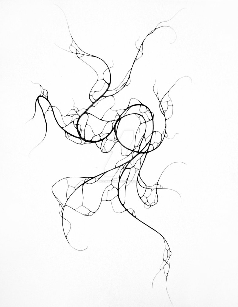 786x1016 Line Drawing