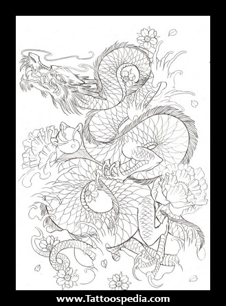 329x446 Japanese Dragon Tattoos Tumblr