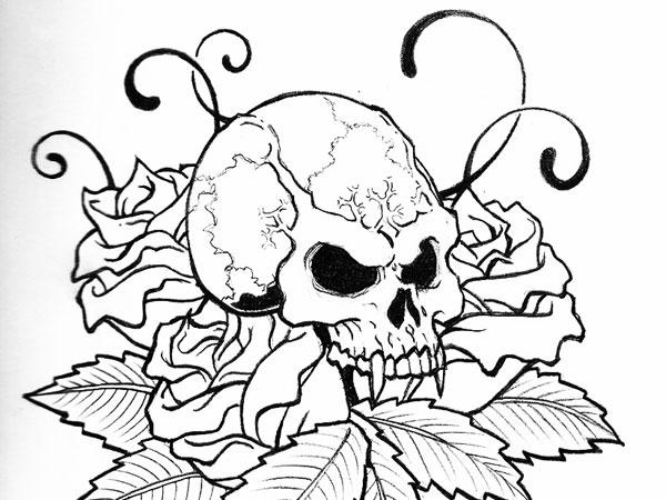 600x450 34 Magical Tattoo Drawings