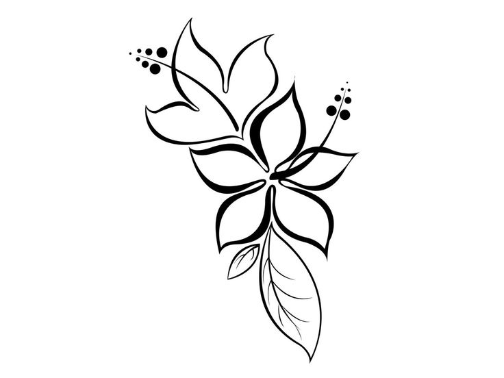 736x552 Simple Drawing Ideas For Tattoos Printable In Tiny Coloring Paint