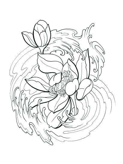 410x547 Tattoo Coloring Pages Printable Omnitutor.co