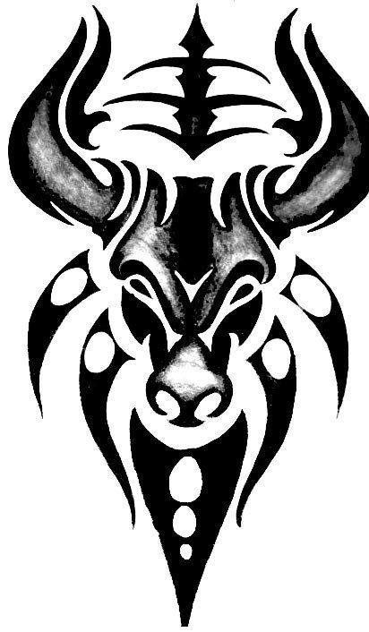 412x706 Tattoos For Taurus And Aquarius Zodiac Signs